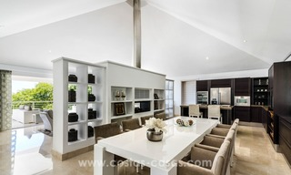 Contemporaine design Villa te koop in El Madroñal te Benahavis - Marbella 9
