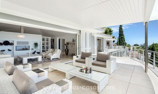 Contemporaine design Villa te koop in El Madroñal te Benahavis - Marbella 12