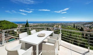 Contemporaine design Villa te koop in El Madroñal te Benahavis - Marbella 15
