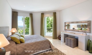 Contemporaine design Villa te koop in El Madroñal te Benahavis - Marbella 18