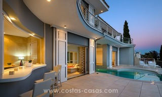Contemporaine design Villa te koop in El Madroñal te Benahavis - Marbella 25