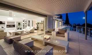 Contemporaine design Villa te koop in El Madroñal te Benahavis - Marbella 26