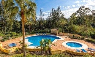 Eerstelijn Golf Luxe Appartement te koop in een Gated Community in Rio Real, Marbella 1884