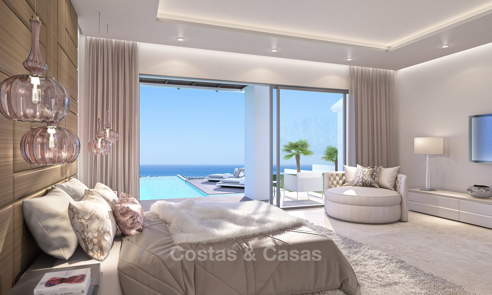 Gated Golf Resort, Frontline Golf Villa's te koop aan de New Golden Mile, Marbella - Estepona 3289