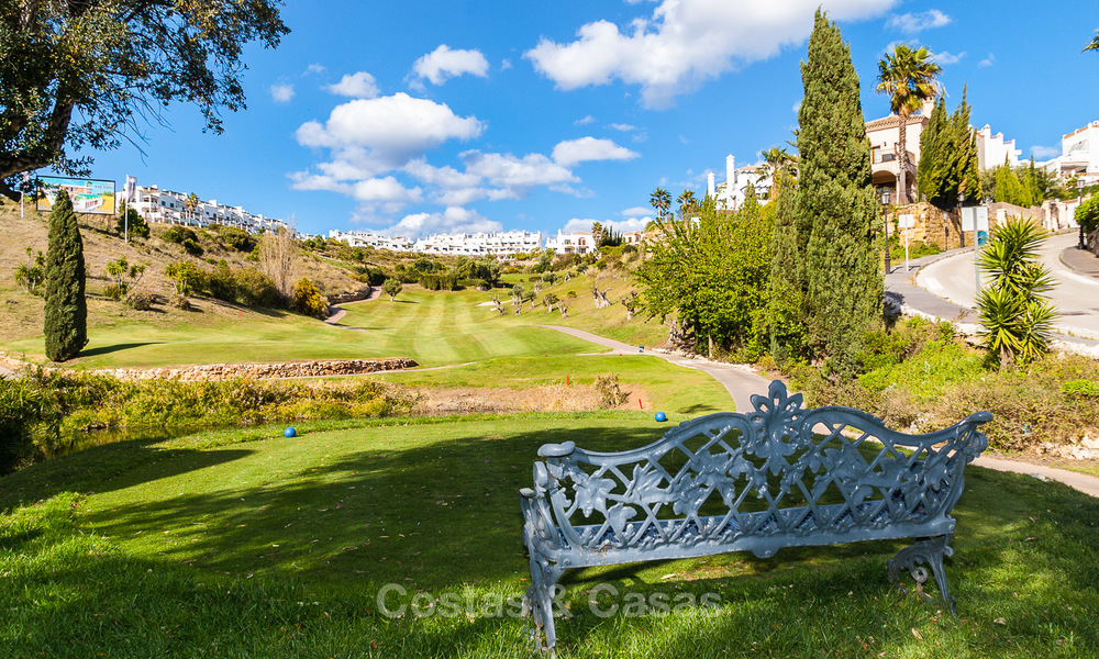 Gated Golf Resort, Frontline Golf Villa's te koop aan de New Golden Mile, Marbella - Estepona 3292