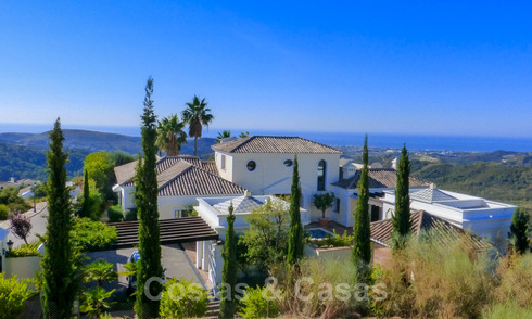 Exclusieve villa te koop, in gated resort, Marbella - Benahavis 22382