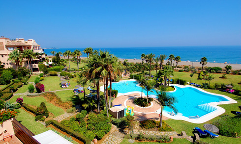 Appartementen te koop in Costalita, New Golden Mile, tussen Marbella en Estepona centrum 28553