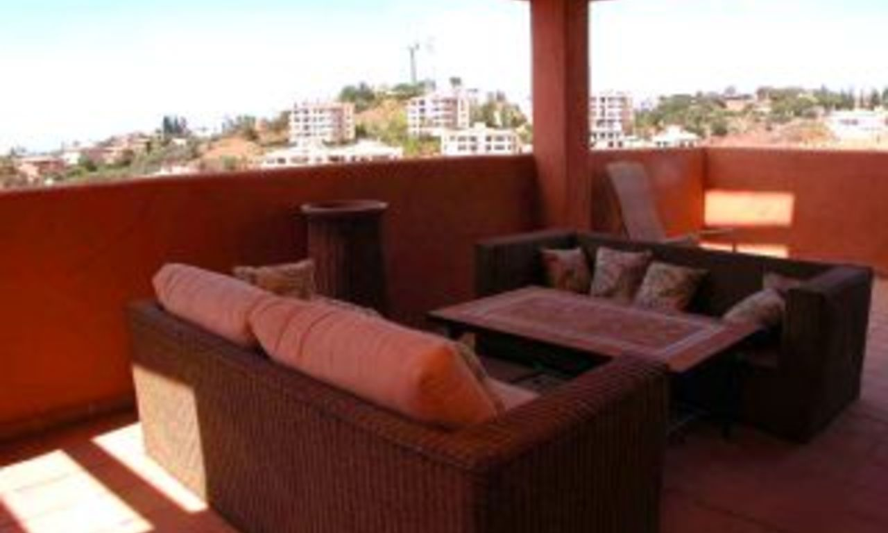Front line golf appartement te koop - Marbella - Costa del Sol 2