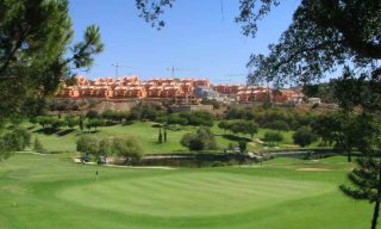 Front line golf appartement te koop - Marbella - Costa del Sol 1